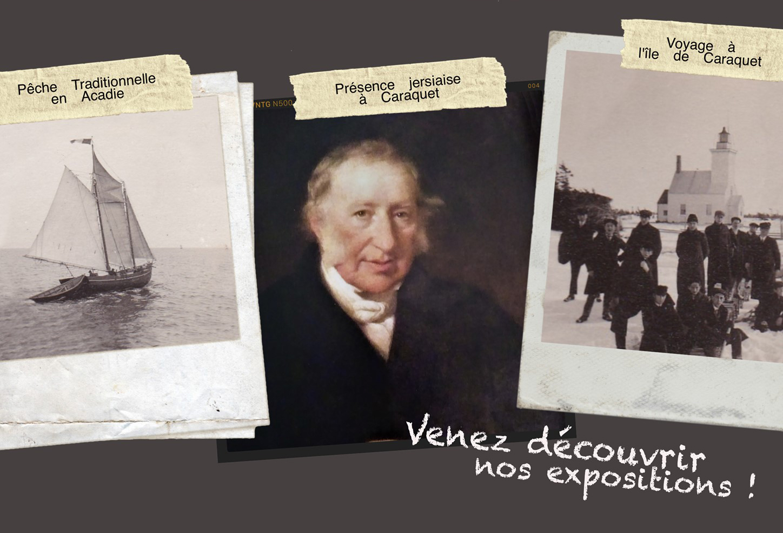 Expositions Musée Acadien de Caraquet